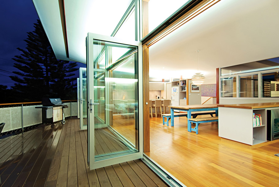 Sliding Windows With Glass