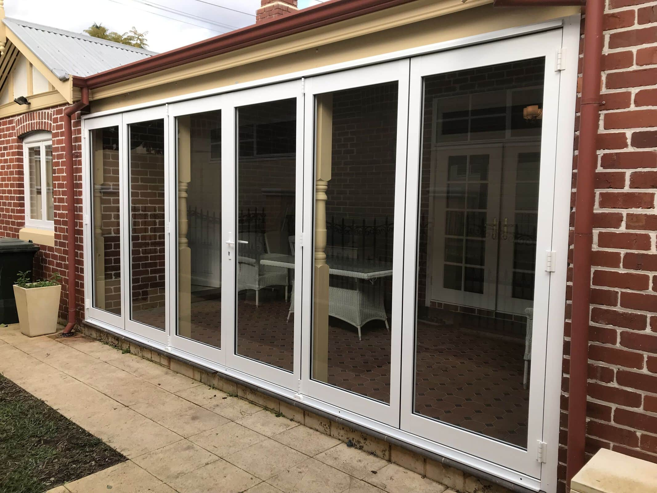 bi fold door Installation