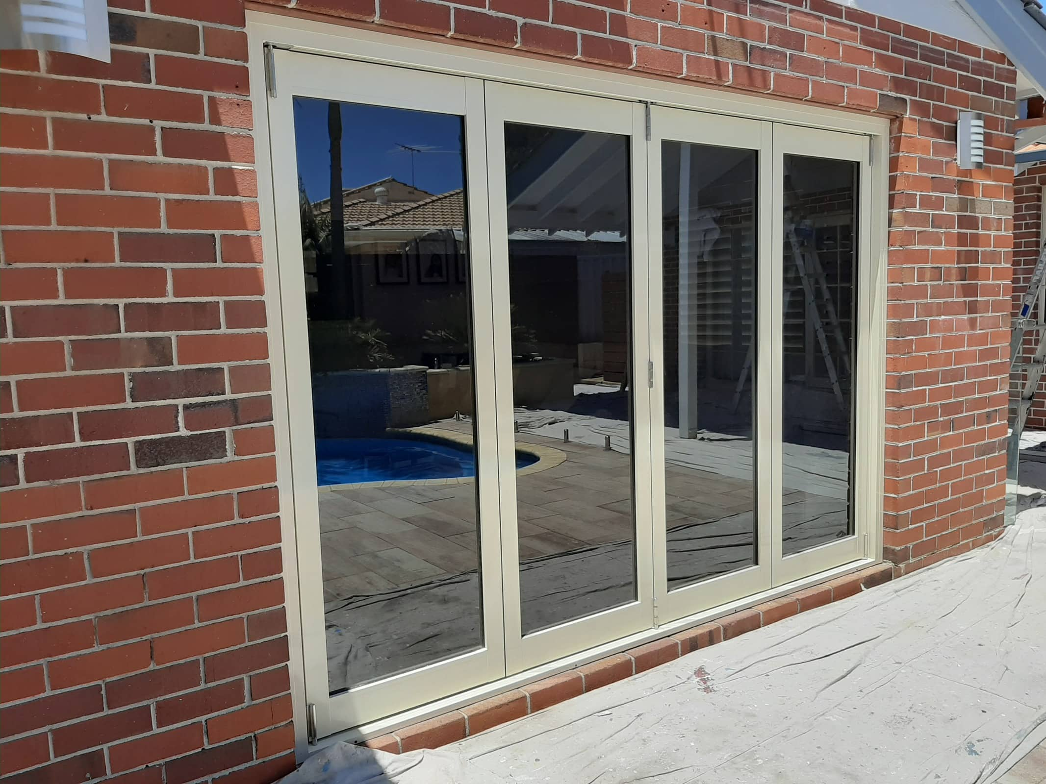 Elevate Windows Bifold Doors