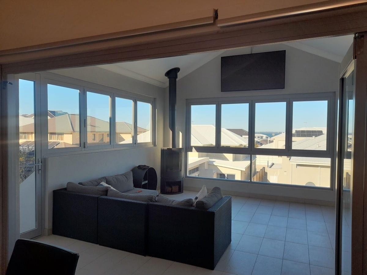 Residential Bi Fold Windows