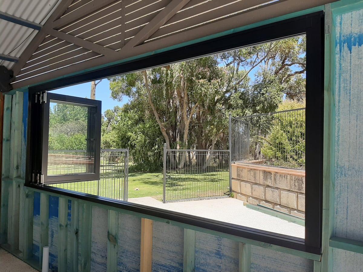 Bi Fold Windows Perth