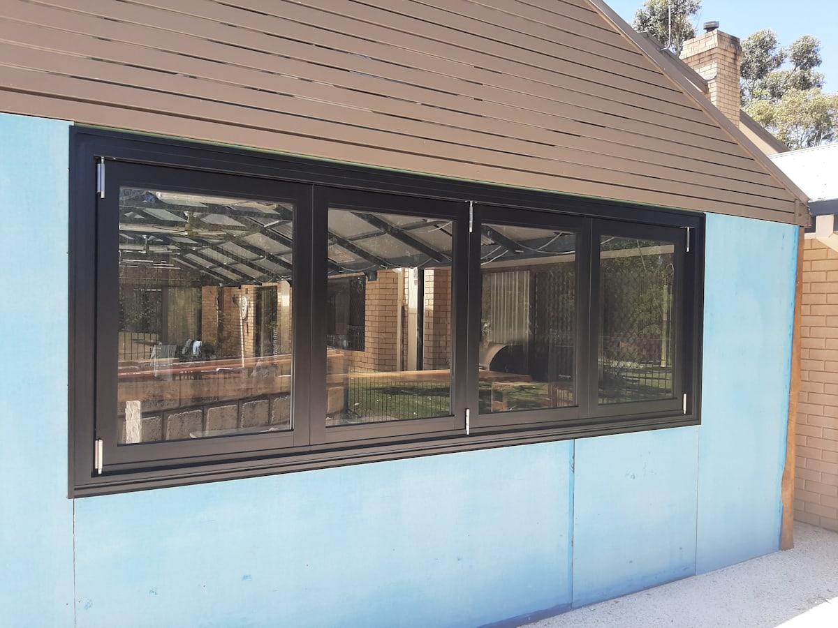 Bi Fold Windows for Residential or Commercial